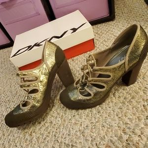 Awesome DKNY shimmer stompers | 10